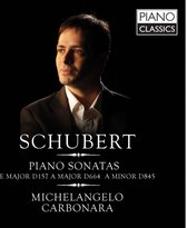 Schubert: Piano Sonatas Vol. I