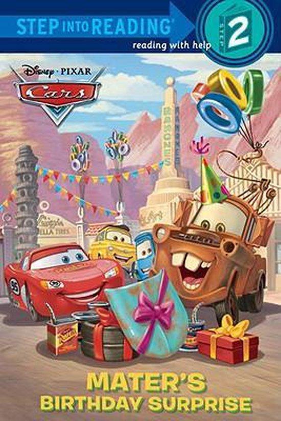 Boek cover Maters Birthday Surprise (Disney/Pixar Cars) van Melissa Lagonegro (Paperback)