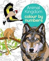 Animal Kingdom Colour by Numbers