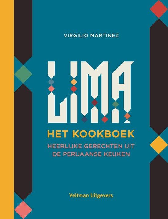 Lima - het kookboek - Virgilio Martinez |