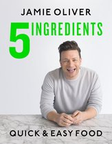 Boek cover 5 Ingredients - Quick & Easy Food van Jamie Oliver (Hardcover)