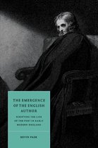 The Emergence of the English Author