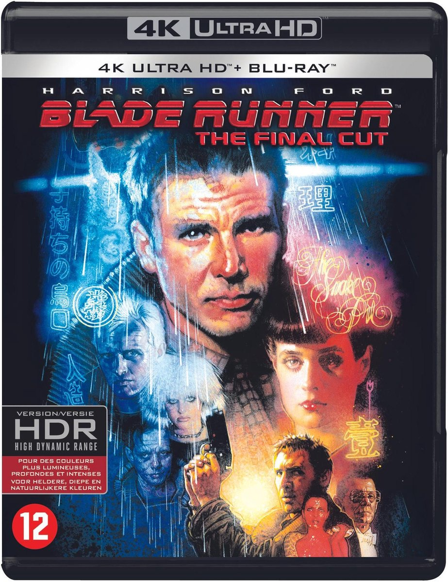 Blade Runner (4K Ultra HD Blu-ray)-