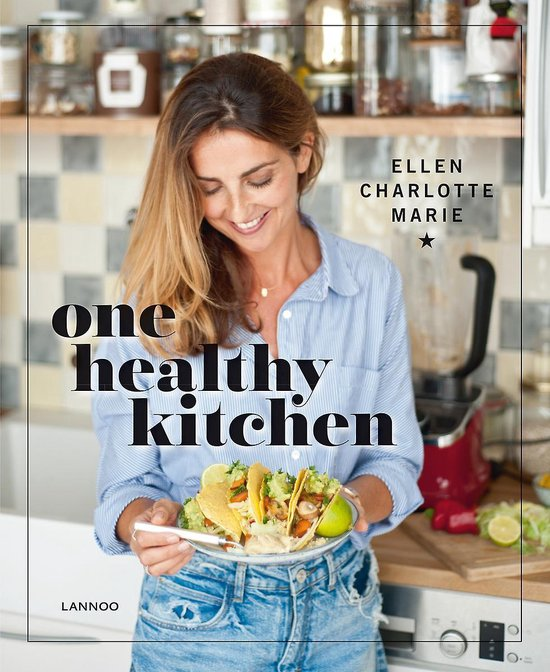 One healthy kitchen - Ellen Charlotte Marie | Readingchampions.org.uk