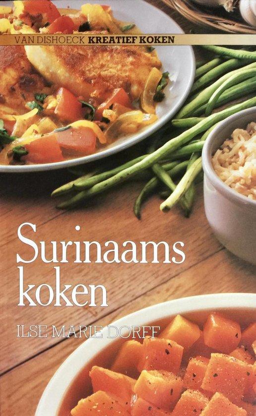 SURINAAMS KOKEN - Dorff  