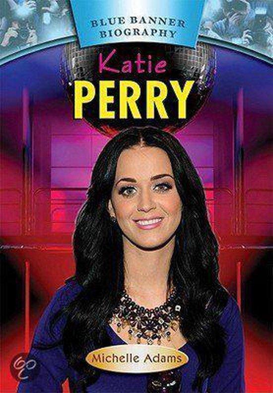 Boek cover Katy Perry van Michelle Adams (Hardcover)