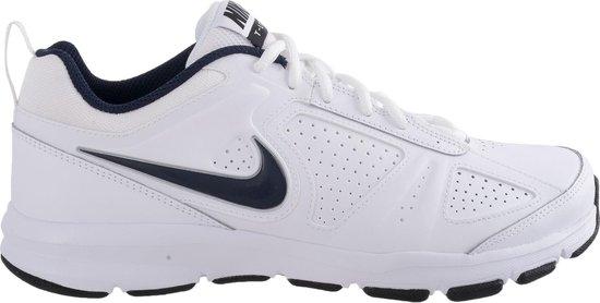 Nike Sportschoenen - Maat 45 - Mannen - wit,navy
