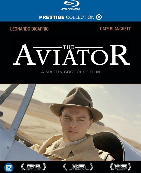 Cover van de film 'Aviator'