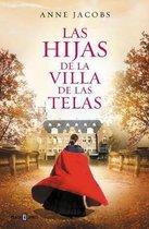Omslag Las hijas de la Villa de las Telas / The Daughters of the Cloth Villa