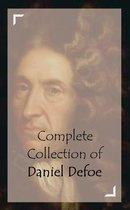 Complete Collection of Daniel Defoe