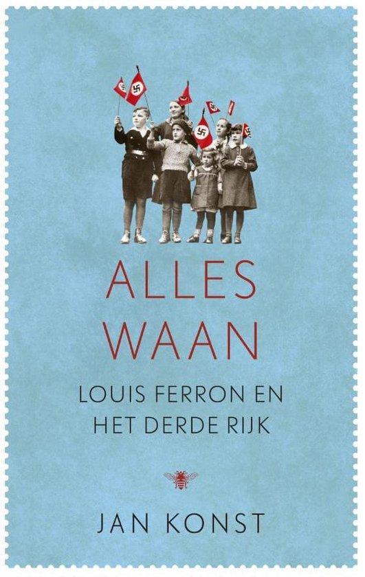 Boek cover Alles waan van Jan Konst (Onbekend)