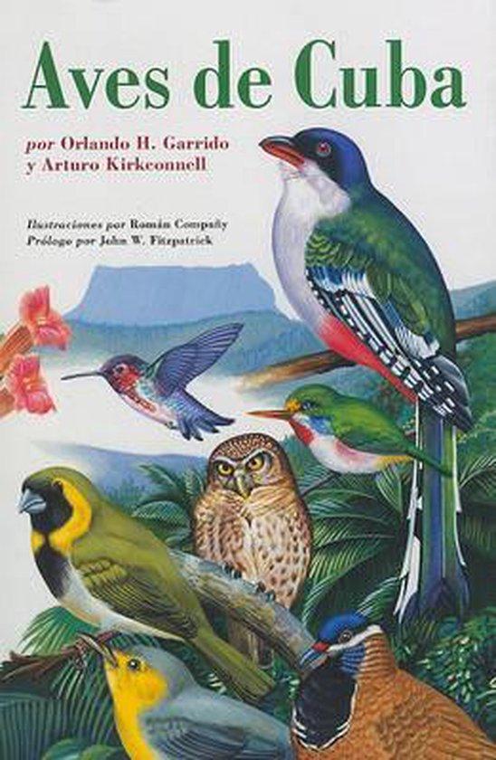 Aves de Cuba