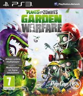 Plants vs Zombies: Garden Warfare - PS3