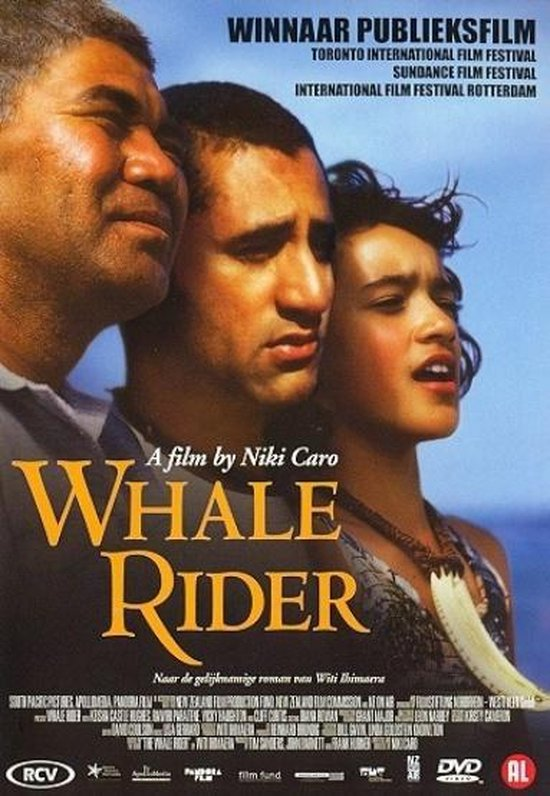 Cover van de film 'Whale Rider'