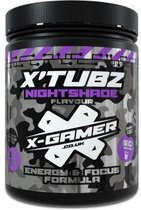 X-Gamer Nightshade - Energy Drink - 60 Serving X-Tubz