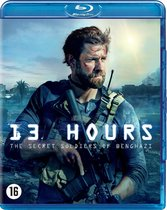13 Hours: Secret Soldiers Of Benghazi (Blu-ray)
