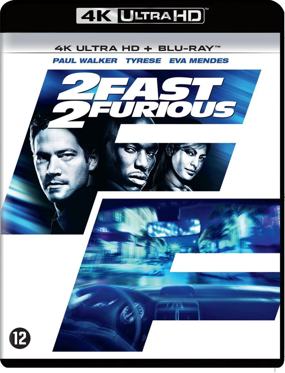 2 Fast 2 Furious (4K Ultra HD Blu-ray)-