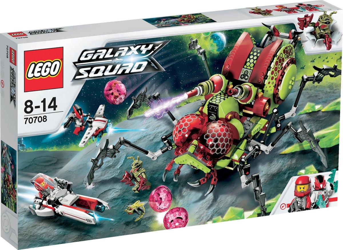 LEGO Galaxy Squad Hive Crawler - 70708
