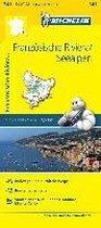 Michelin Französische Riviera - Seealpen