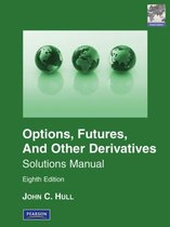 Solutions Manual for Options, Futures & Other Derivatives