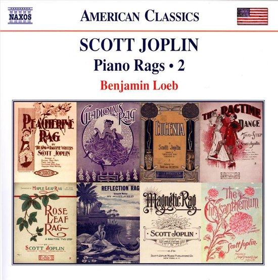 Joplin Scott: Piano Rags,Vol.2