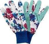 Magical tuinhandschoen met hortensia design – dames - 12 x 10 x 26 cm