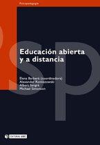 Educacion abierta y a distancia