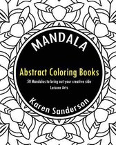 Abstract Coloring Books