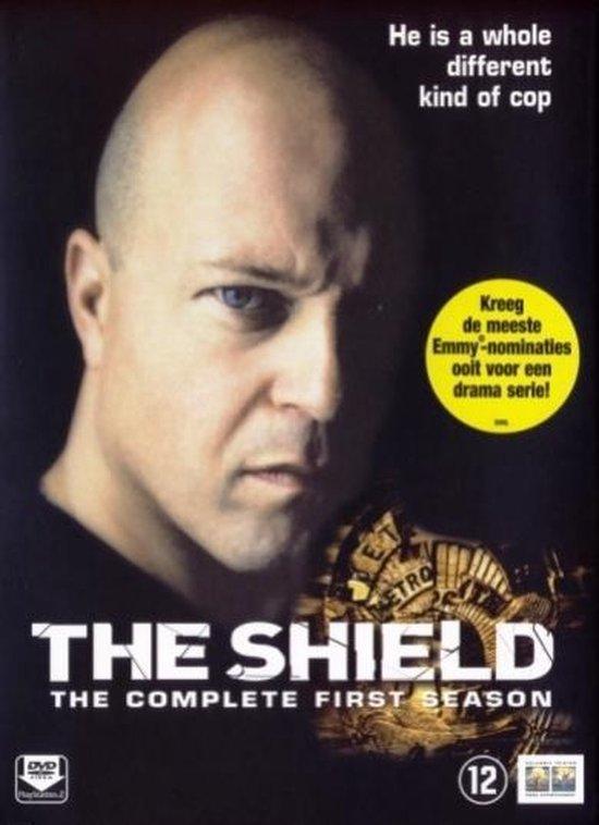 Cover van de film 'The Shield'