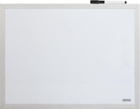 Afbeelding van Desq magnetisch whiteboard 30 x 40 cm