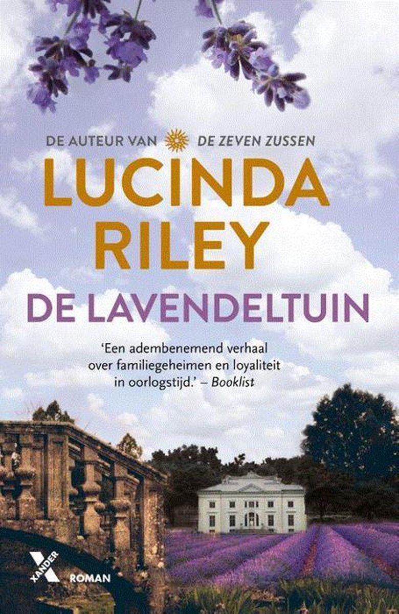 bol.com | De lavendeltuin, Lucinda Riley | 9789401611176 | Boeken
