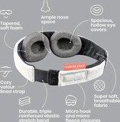 Manta Sleep Mask - slaapmasker - 100% verduisteren
