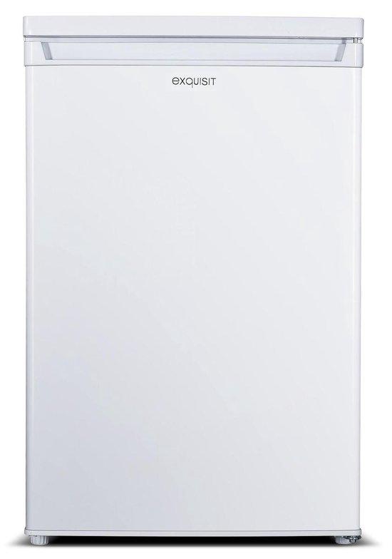 Koelkast: Exquisit KS116RVA+ - Smalle Tafelmodel koelkast, van het merk Exquisit