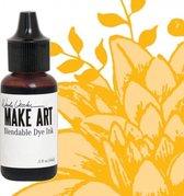 Inkt  - Wendy Vecchi Make art blendable dye reinker sunflower - 1 stuk