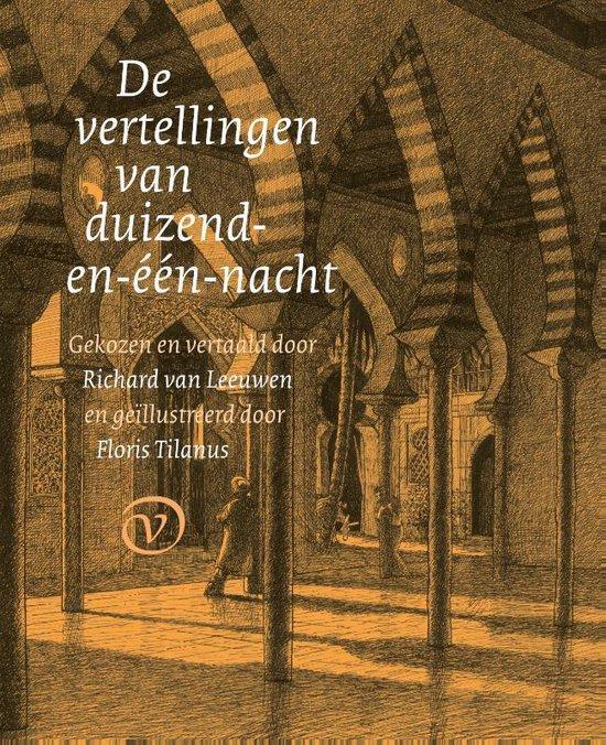 Boek cover De vertellingen van duizend-en-één-nacht van  (Hardcover)