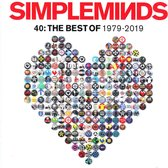 40: The Best Of Simple Minds (CD)