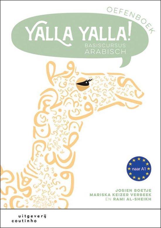 Yalla Yalla! Oefenboek - Josien Boetje |
