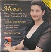 Piano Concert 23 & 27