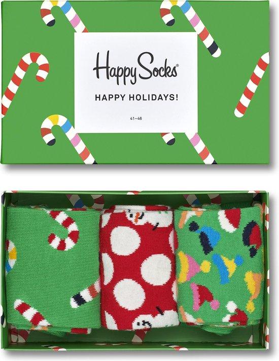 Happy Socks Holiday Candy Giftbox - Maat 36-40