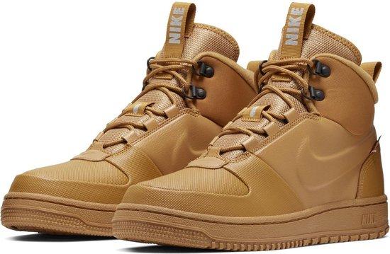 Nike Path Wntr Heren Sneakers - Wheat/Wheat-Black-Cinnamon - Maat 45