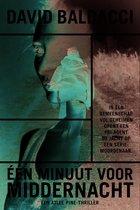 Boekomslag van 'Eén minuut voor middernacht'