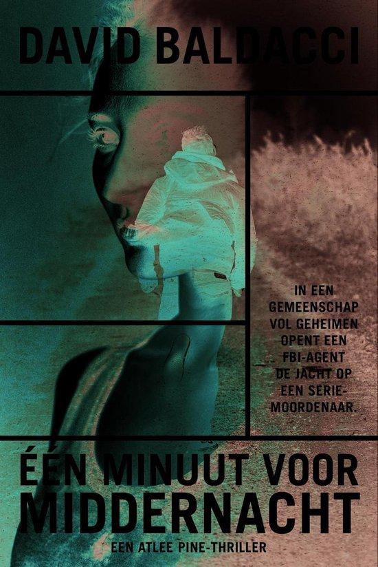 Boekomslag voor Eén minuut voor middernacht