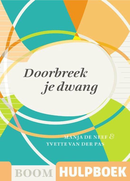 Boom Hulpboek - Doorbreek je dwang - Manja de Neef |