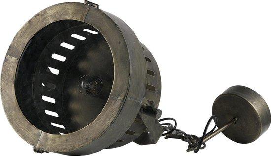 BePureHome Theatre Hanglamp - Metaal - 28x35x31