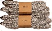 Alaska Noorse Sokken Multipack Unisex Maat 43-46