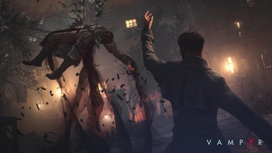 Vampyr - Xbox One - Focus Home Interactive