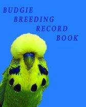 Budgie Breeding Record Book