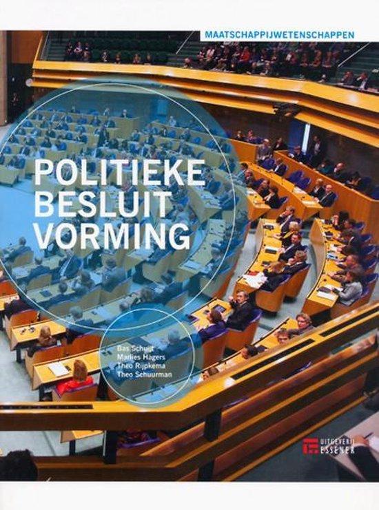 Politieke besluitvorming - Bas Schuijt |