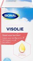 Bional Visolie Omega- 3 Vetzuren - 100 capsules - Voedingssupplementen