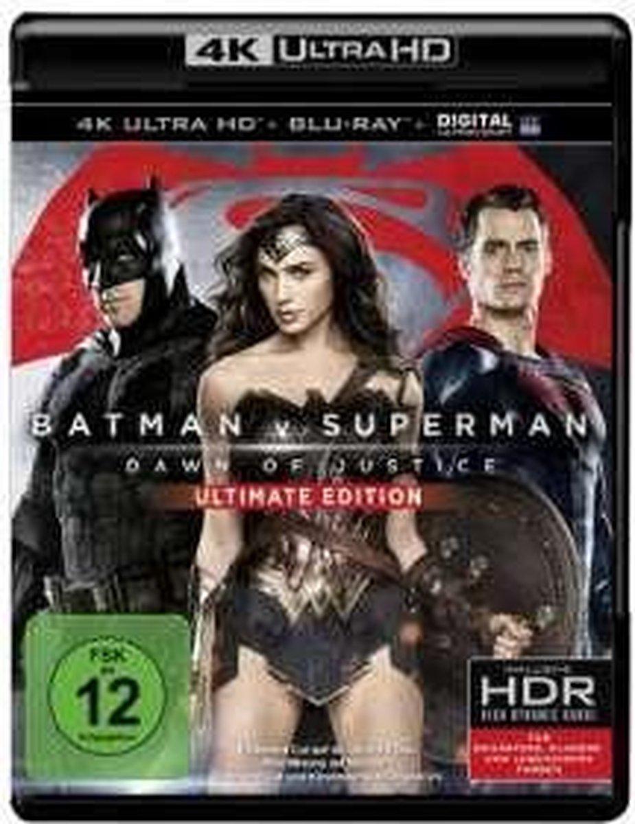 Batman vs. Superman: Dawn of Justice (4K Ultra HD Blu-ray) (Import)-
